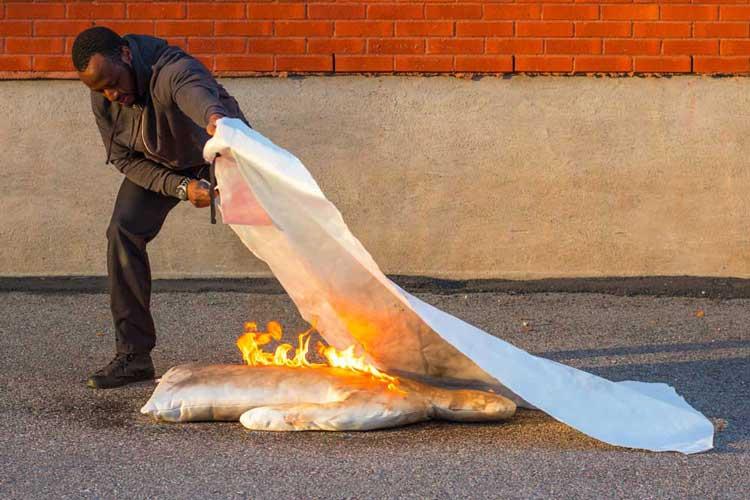brandutbildning, brandskyddsutbildning