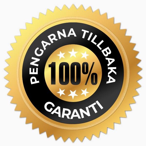 100 % Pengarna tillbaka garanti vid våra utbildningar - HLR Experten