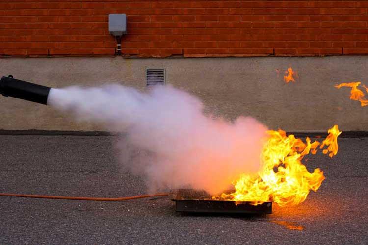 BrandskyddsutbildningBrandskyddsutbildning - HLR Experten - Foto: Wasim Hentati tel. 070-2736853